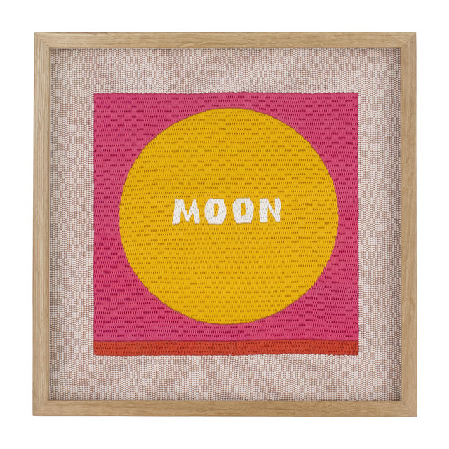 Rose Blake, 'Moon (To Remind Me Of My Friends)', 2018, Rebecca Hossack Art Gallery
