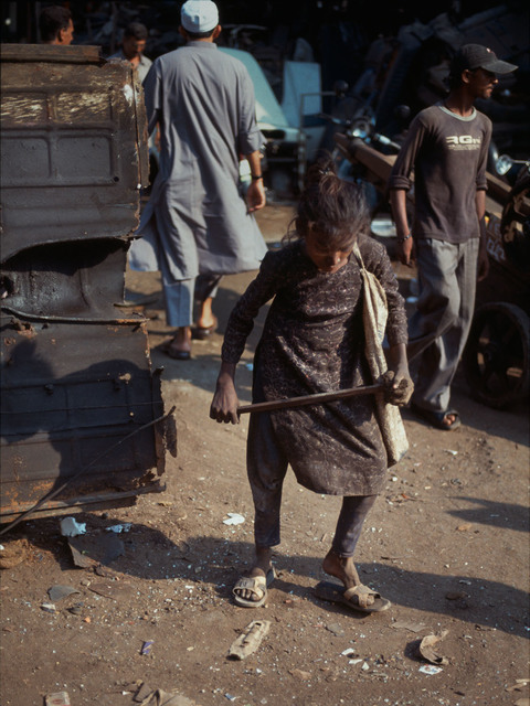 Ralf Schmerberg, 'Life is not a Video Game, Mumbai, India', 2005, Bryce Wolkowitz Gallery