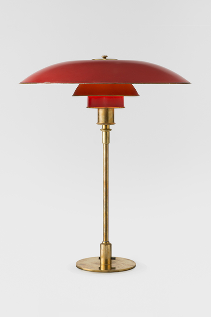 , 'Table lamp PH 5/3 'Millionaire' ,' 1927, Galerie Le Beau