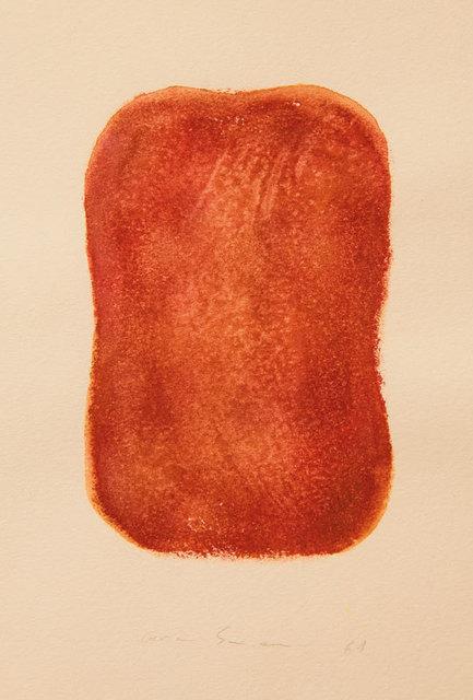 , 'Sans Titre,' 1961, Galerie Hervé Lancelin