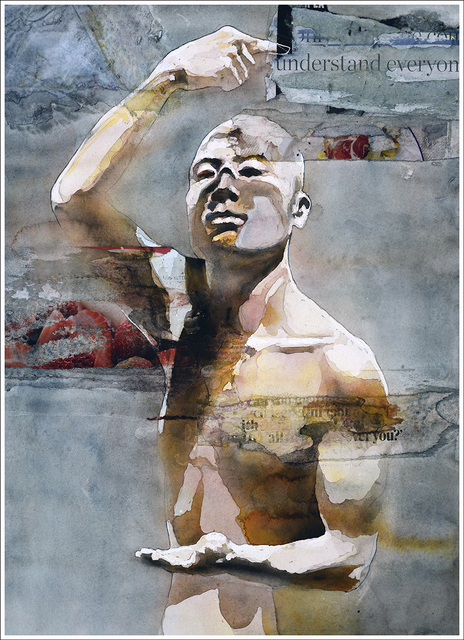 , 'UNDERSTAND EVERYONE,' 2018, ARTCO Gallery