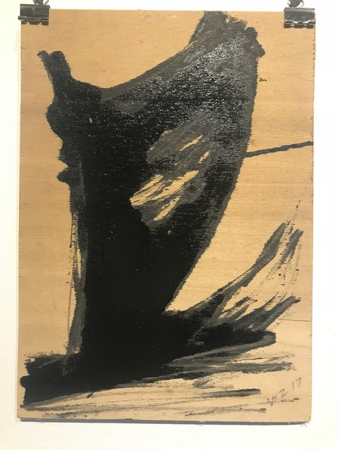, 'voyager,' 2018, galerie 103