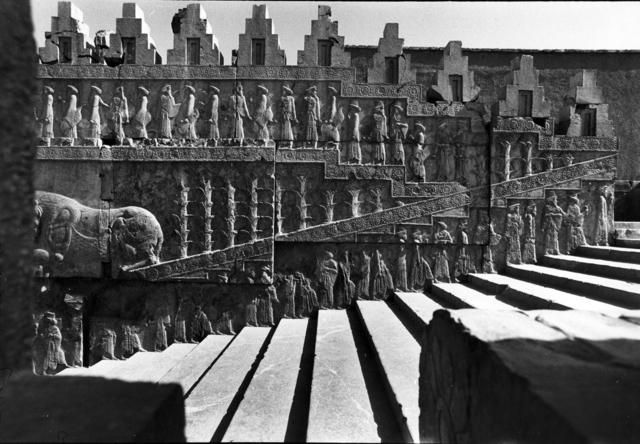 , 'Persepoli 196/4A,' 1970, Studio la Città