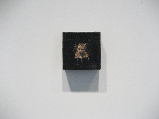 Alan Vega, 'Boxer', Painting, Acrylic paint, collage and varnish on canvas, Galerie Laurent Godin