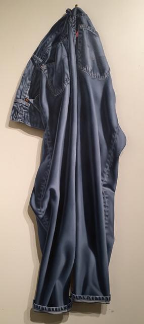 Otto Duecker, '501's', 2017, M.A. Doran Gallery