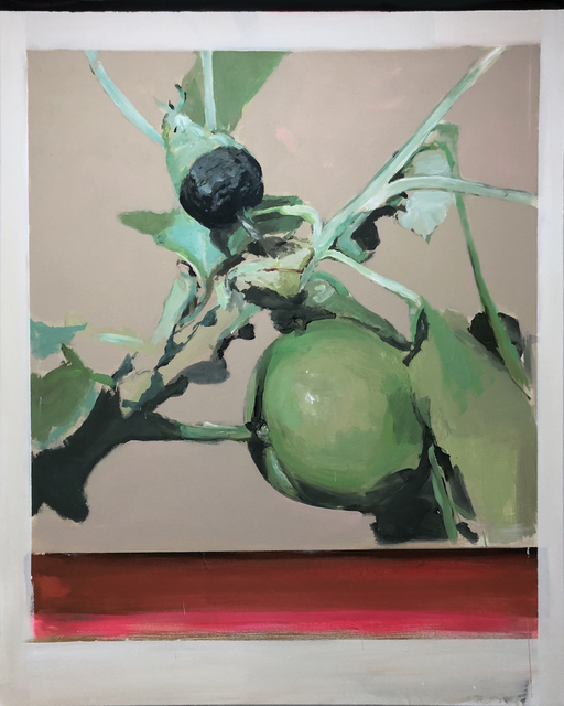 , 'YOUNG FRUIT TREE,' 2018, saltfineart