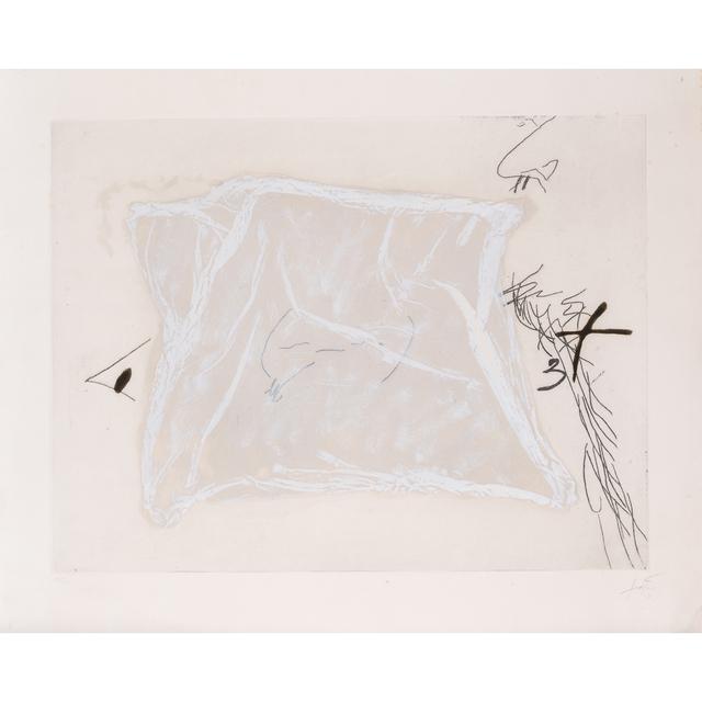 Antoni Tàpies, 'Mouchoir', 1971, PIASA
