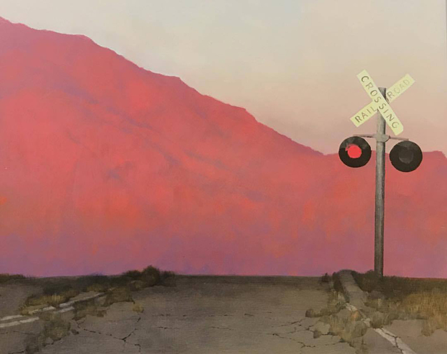 , 'The Crossing,' , Somerville Manning Gallery