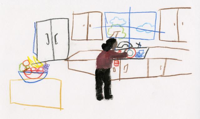 , 'Untitled (Housekeeper),' 2012, CuratorLove