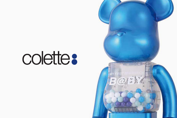 BE@RBRICK, 'BE@RBRICK, MEDICOM CHIAKI X COLETTE 400% FIGURINE, BOXED', 2010, Arts Limited