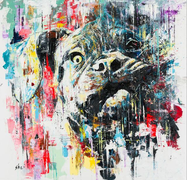 , 'Slumdog,' 2016, BOCCARA ART