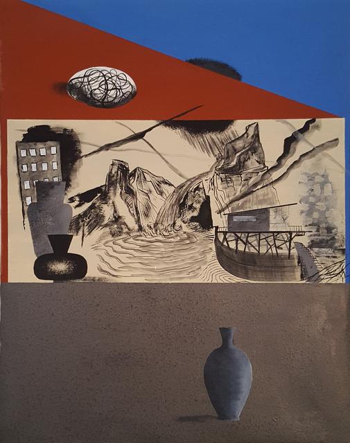 Pierre Picot, 'Untitled (10-23-18)', 2018, Craig Krull Gallery