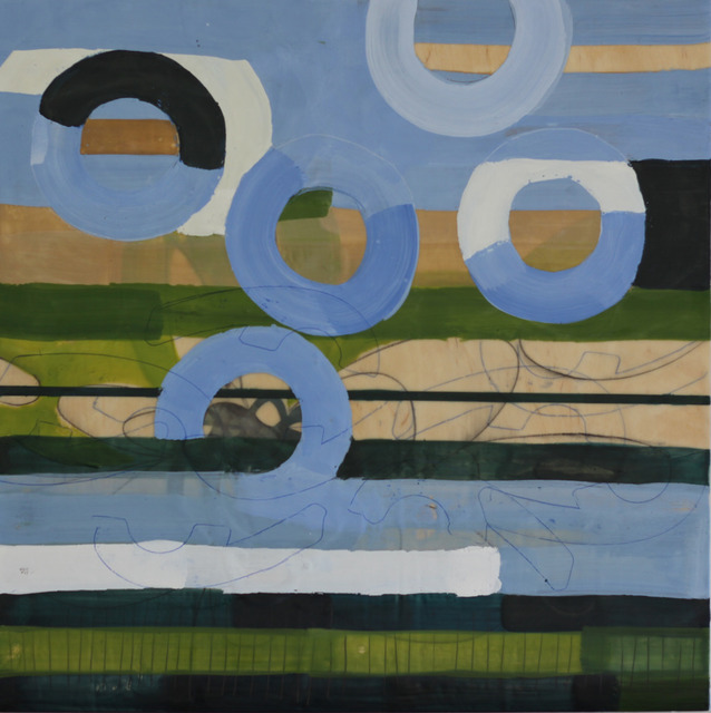 , 'Rolling Through 3,' 2014, Susan Eley Fine Art
