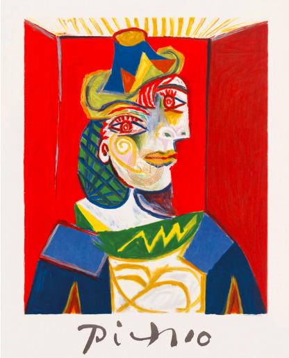 Pablo Picasso, 'Buste de Femme', 1938, Smith & Partner