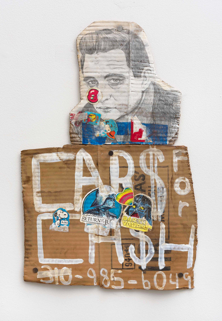 , 'Cars for Cash ,' 2014, DENK Gallery