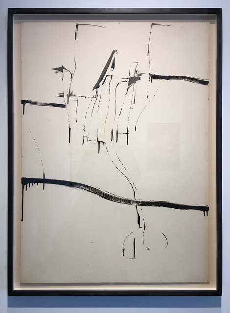 , 'Untitled,' 1958, Brian Gross Fine Art