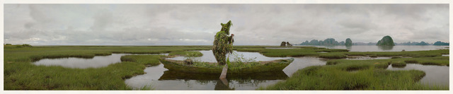 , 'Voyage of Greenman,' 2013, Yancey Richardson Gallery