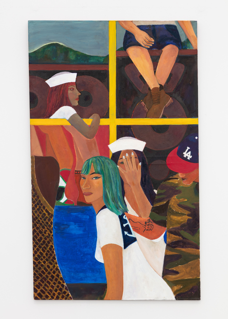 , 'Monday Morning,' 2019, Baert Gallery
