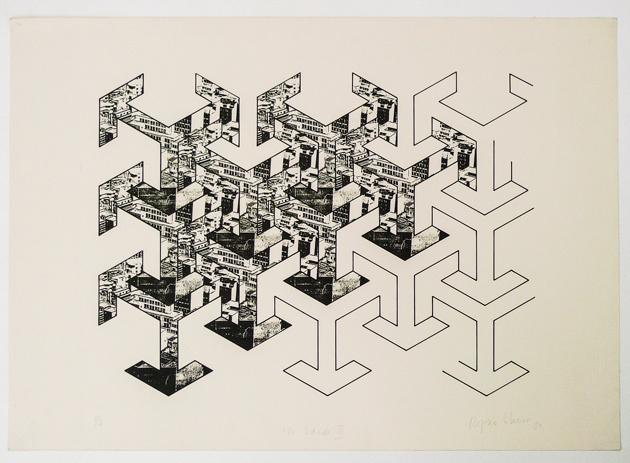 , 'Re-Cidade III,' 1980, Luciana Brito Galeria