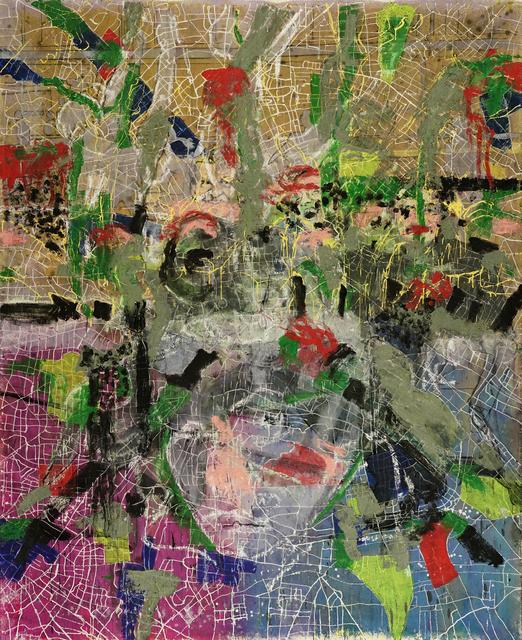 Jon Peterson, 'E.K. in Berlin I', 2017, Rosamund Felsen Gallery