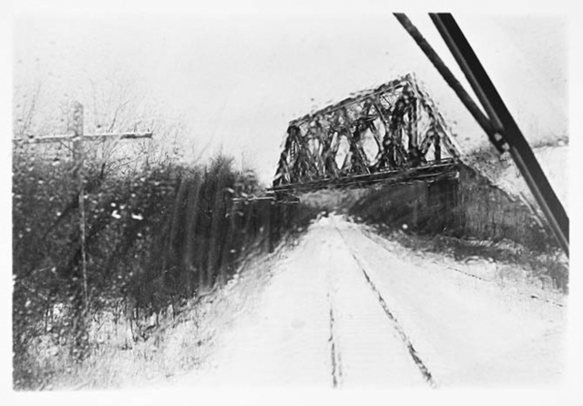 , 'Bridge,' 1975, Lisa Vollmer Gallery