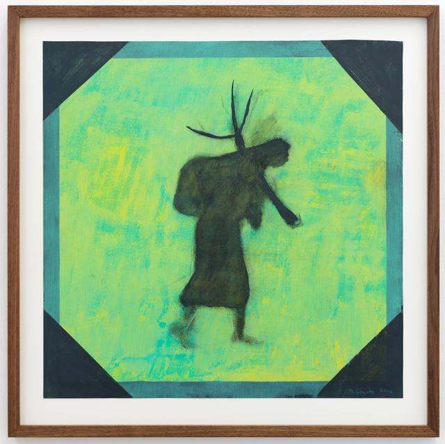 , 'Estudio de Enea (Study for Enea),' 2016, Galerie Peter Kilchmann