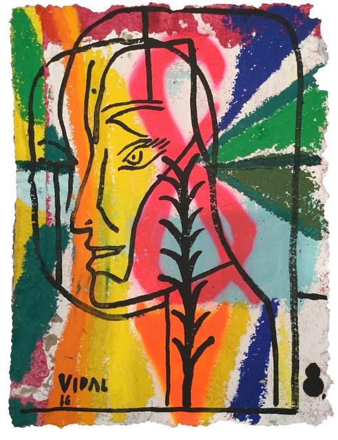 , 'Portrait Series 3 No.8,' 2016, Tiwani Contemporary