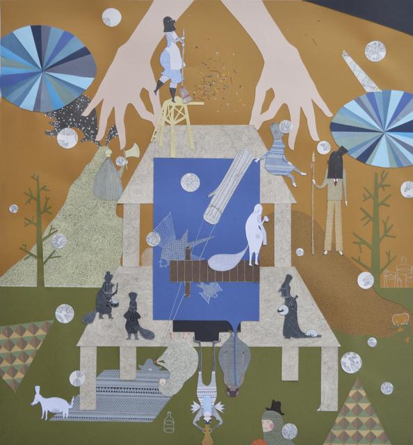 , 'Karina López A,' 2015, Arróniz Arte Contemporáneo