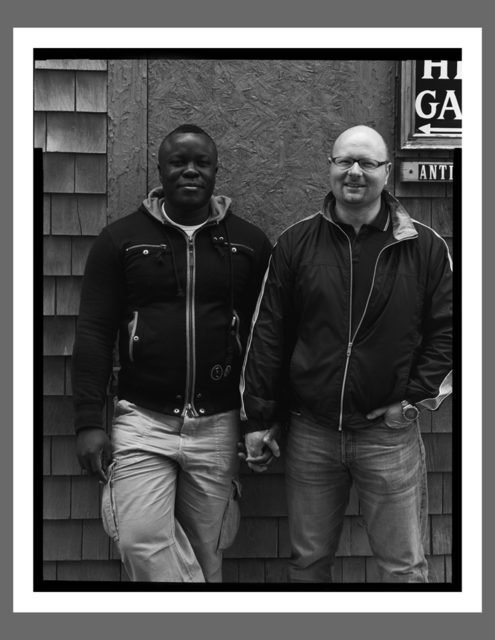 , 'Reg & Aidan, Provincetown,' , Soho Photo Gallery