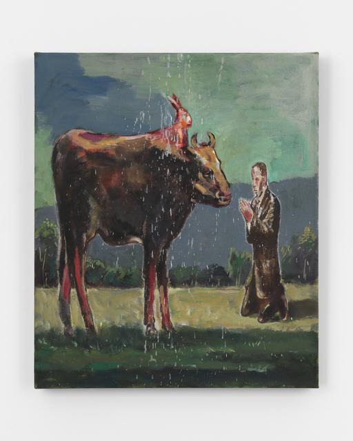 , 'Time to Prey,' 2017, Barakat Contemporary