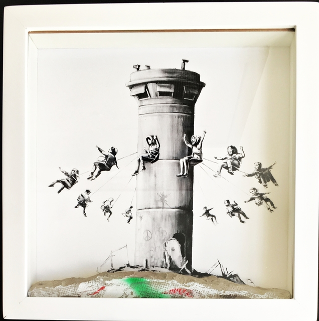 Banksy, 'Walled-Off Hotel', 2017, Alpha 137 Gallery Gallery Auction