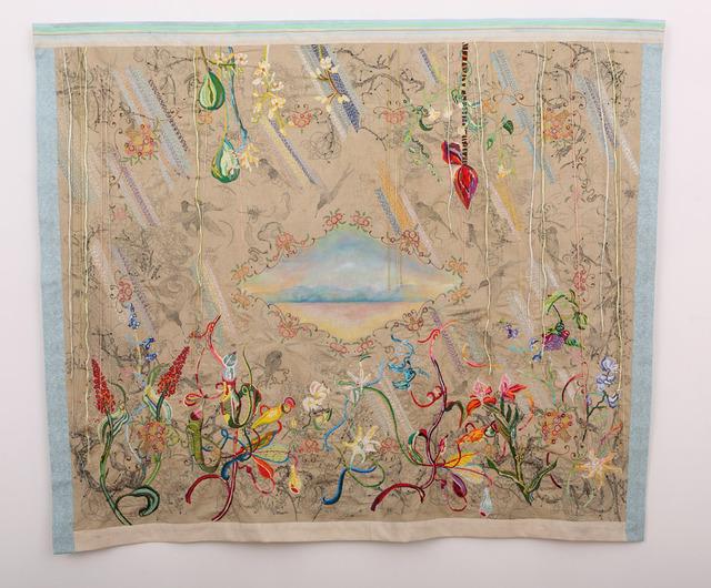 , '¿Oíste los pájaros que cantaban por el corazón de la lluvia?,' 2013, Zavaleta Lab Arte Contemporáneo