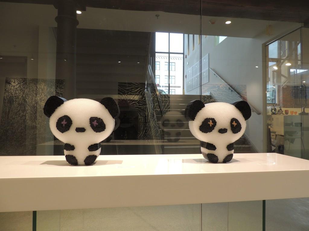 Straw-k, Mini Pandas
