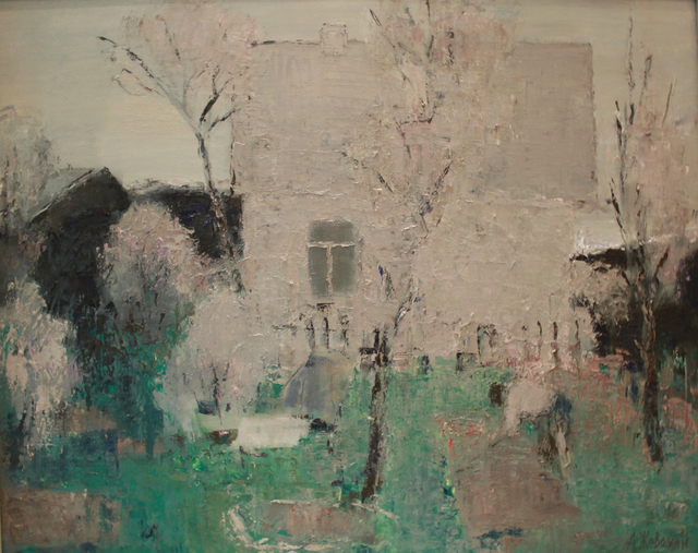 , 'Spring Rainy Evening,' 2009, TNK Art Gallery