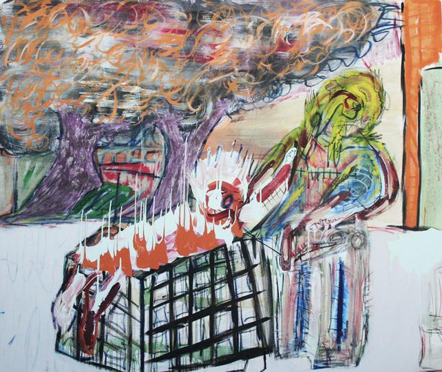 , 'Promenade,' 2010, MARUANI MERCIER GALLERY