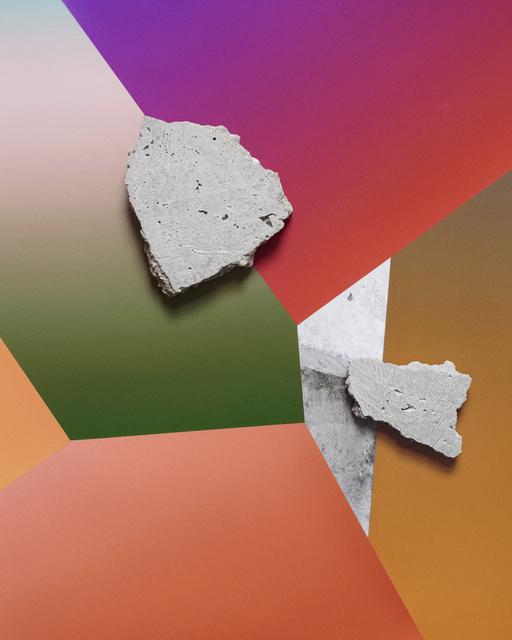 , 'Concrete Compositions (Series 3) #2,' 2015, Galerie pompom