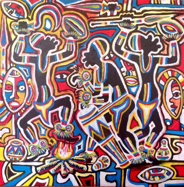, 'no title,' 2017, ELA - Espaço Luanda Arte