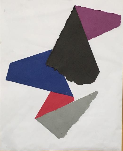 Katja Strunz, 'Beziehungsstruktur I', 2017, Krobath
