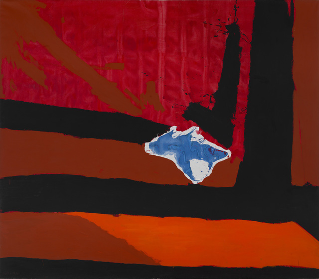 , 'Untitled (New England Elegy No.5),' 1967, Bernard Jacobson Gallery