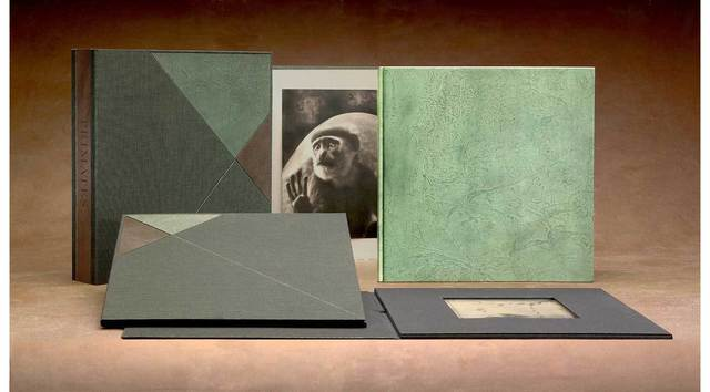 , 'Primats,' 2017, 21st Editions, The Art of the Book