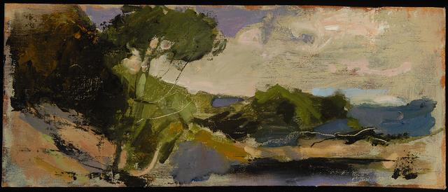 , 'Towards Offutt's Island,' 2006, Susan Calloway Fine Arts