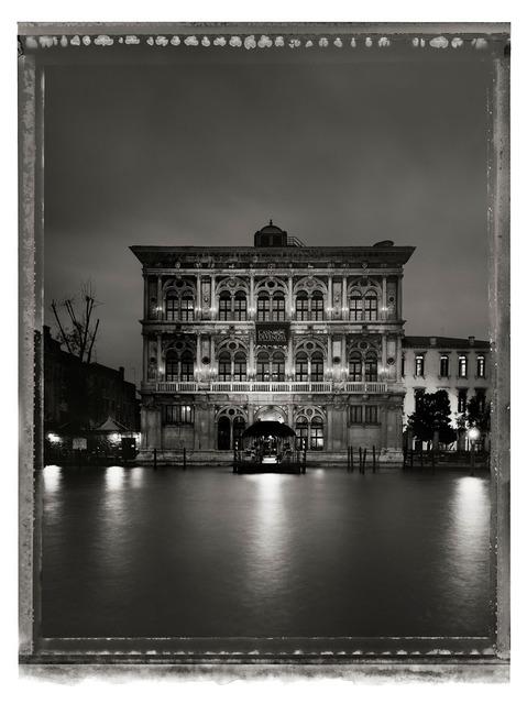 , 'Palazzo Vendramin Calergi,' 2010, Hamiltons Gallery