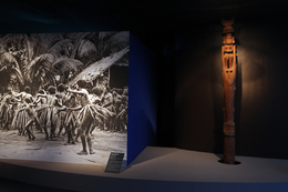 © musée du quai Branly, photo Gautier Deblonde