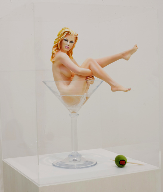 , 'Martini Miss,' 2008, Modernism Inc.