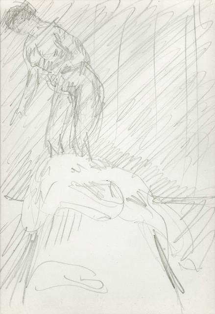 , 'Nu à la salle de bain,' ca. 1915, Jill Newhouse Gallery