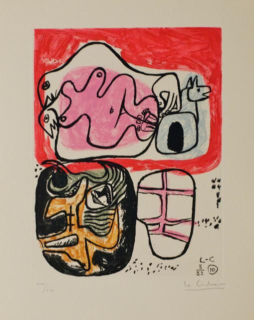 , 'Unitè,' 1963 -1965, Artgráfico