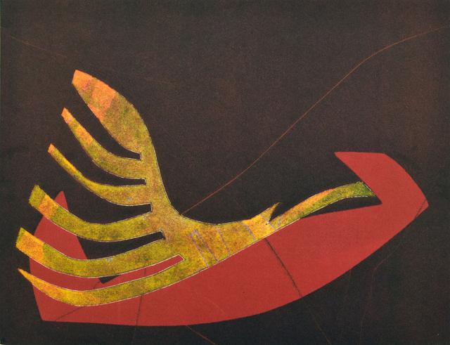, 'Rake,' 2014, Galerie Kornfeld