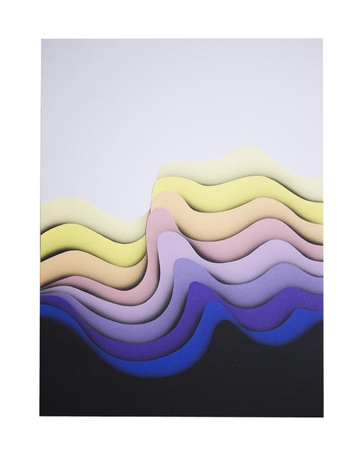 , 'Flow_06,' 2016, Hashimoto Contemporary