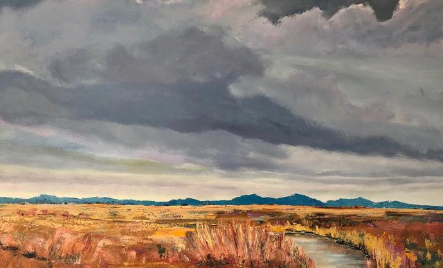 , 'Weathered Plains,' 2018, Kiechel Fine Art