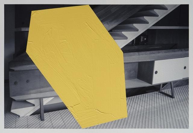 , 'Intrusion nº47,' 2014, Johannes Vogt Gallery